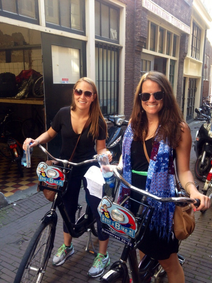 What to do in Amsterdam with only one day.