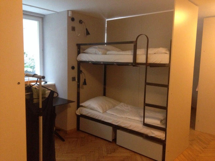 Inside Mosaic House's 26 Bed, All Female Dorm in Prague
