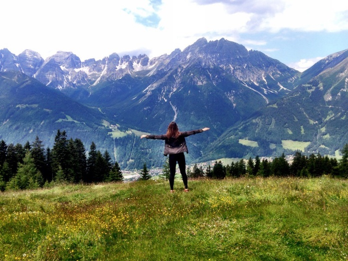 If you're looking for a day trip from Munich filled with a cable car ride, hiking and tobogganing, look no further than Innsbruck, Austria.