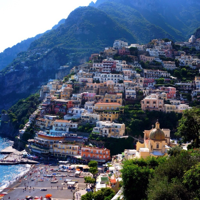To truly enjoy Positano, Italy, give it more than just a day trip from Sorrento.