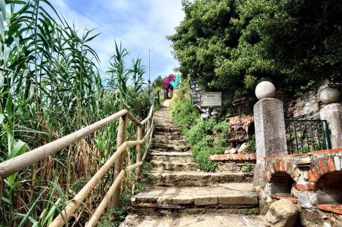 Hiking Italy's Cinque Terre