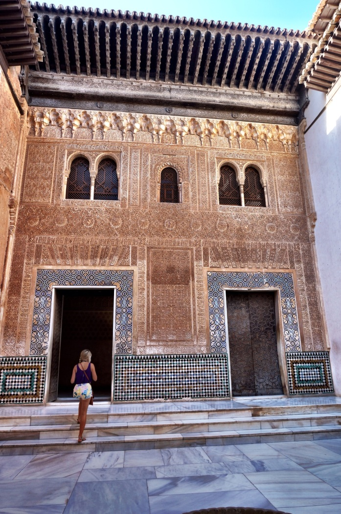 "A trip to Granada is not complete without touring La Alhambra. Our guide said, ""You won't leave Granada without seeing La Alhambra."""