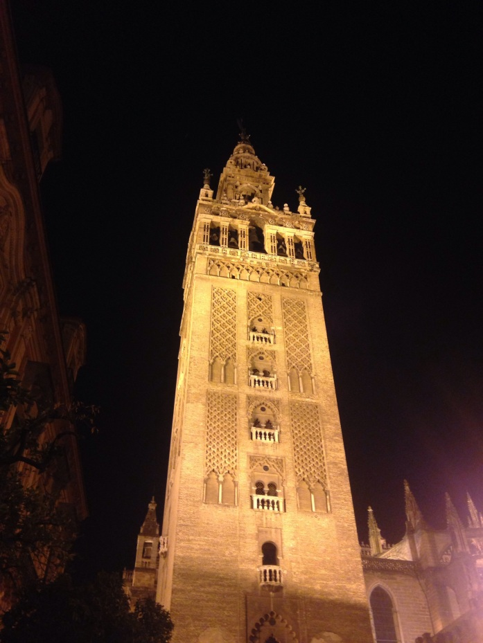 A guide to where to find the most beautiful architecture in Seville, Spain.