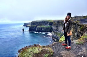 Cliffs of Moher. August 2014.