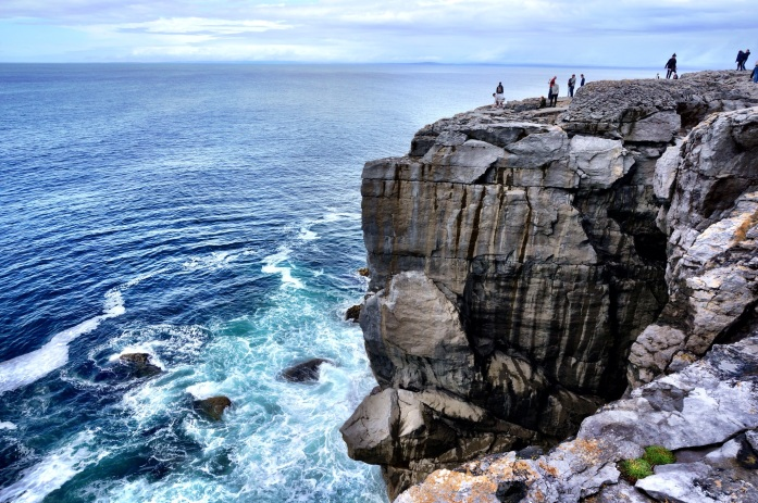 The photos of Cliffs of Moher are so absolutely jaw dropping you are crazy if you don't want to go there! Check out this guide to how to visit as a day trip from Dublin.
