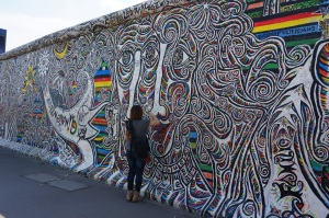 The Berlin Wall, June 2014.